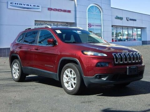 2018 Jeep Cherokee Latitude Plus for sale