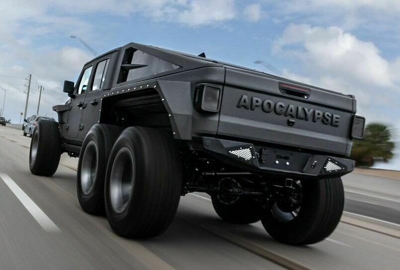 2021 Jeep Gladiator Turbo Diesel