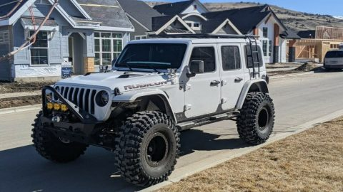2021 Jeep Wrangler RUBICON for sale