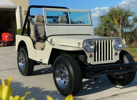 1947 Jeep CJ Willys for sale