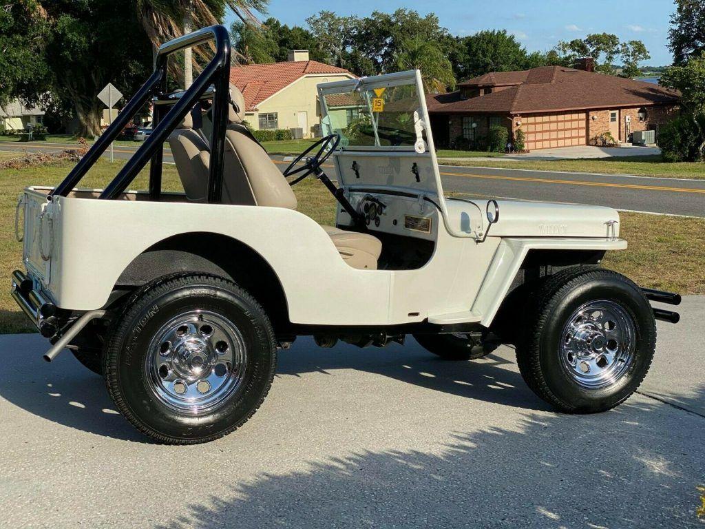 1947 Jeep CJ Willys