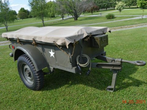 1947 Military Trailer Kelsey Hayes for sale
