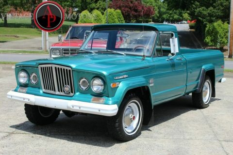 1969 Jeep J2000 RARE Gladiator 358 Dauntless V8! 4X4 for sale