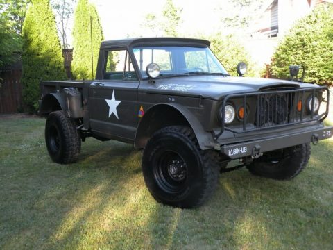 1975 Jeep J10 J715 Military for sale