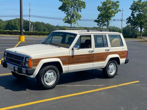 1986 Jeep Wagoneer LIMITED for sale