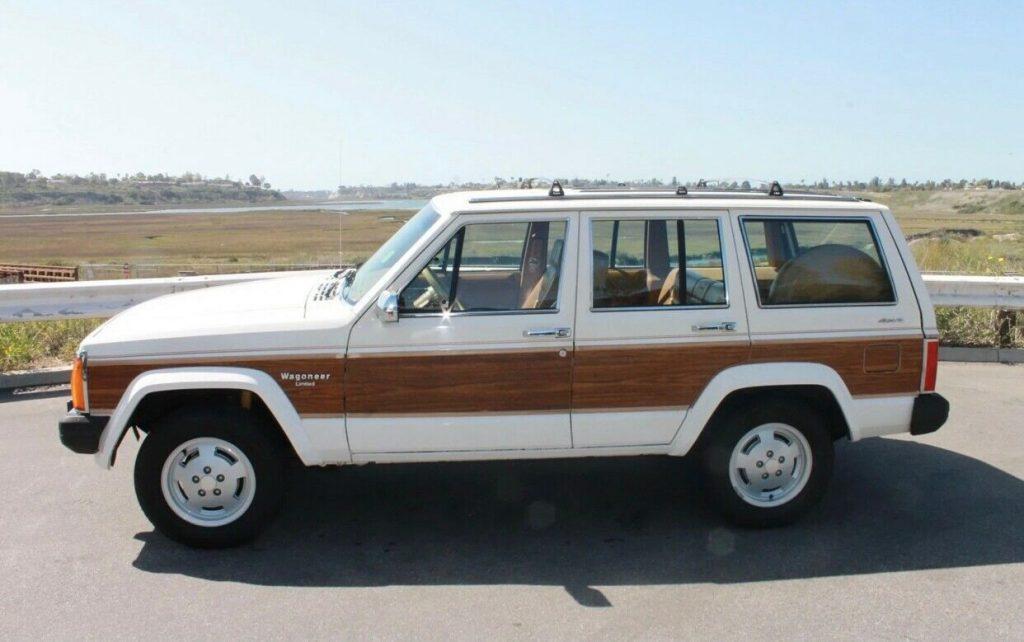 1986 Jeep Wagoneer LIMITED