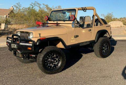 1988 Jeep Wrangler SAHARA for sale