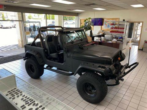 1988 Jeep Wrangler Sport for sale