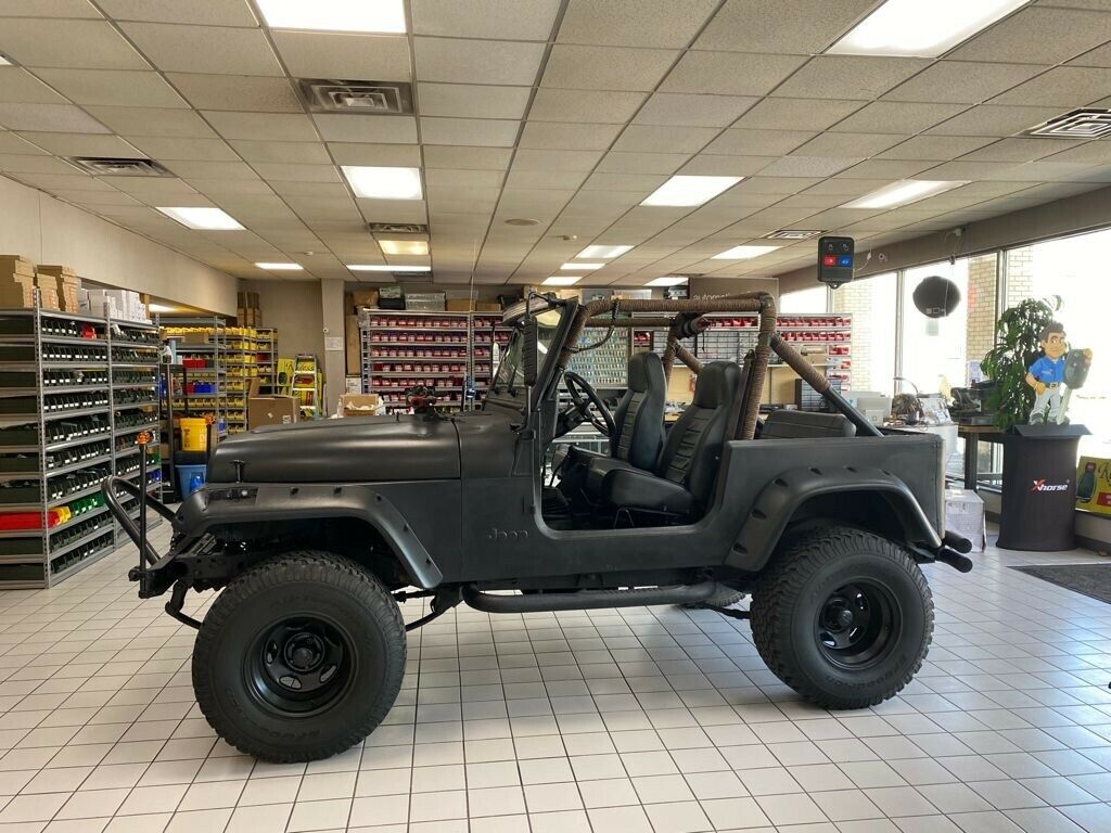 1988 Jeep Wrangler Sport