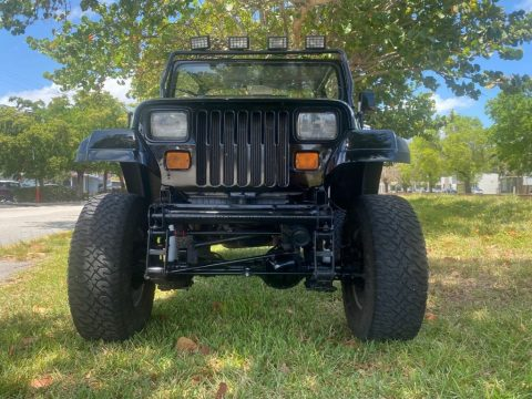 1991 Jeep Wrangler S for sale