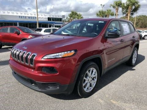 2017 Jeep Cherokee Sport for sale
