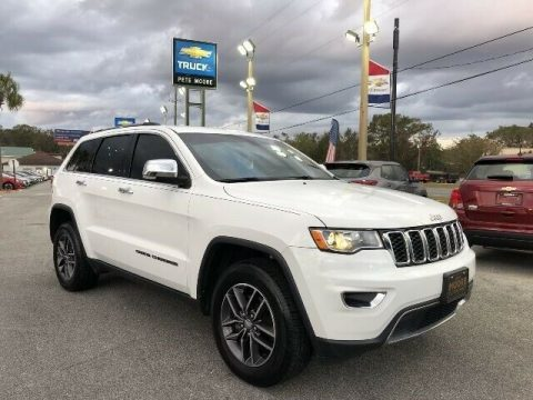 2017 Jeep Grand Cherokee Limited for sale