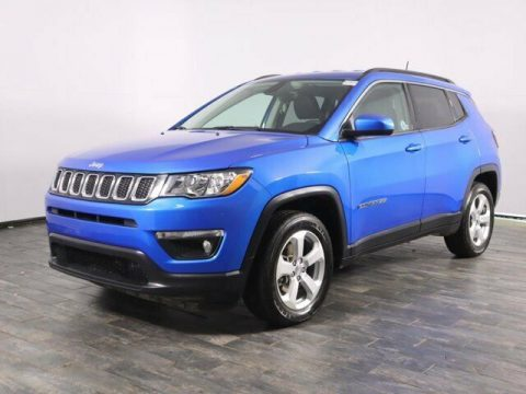 2018 Jeep Compass Latitude FWD for sale