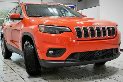 2021 Jeep Cherokee FWD for sale