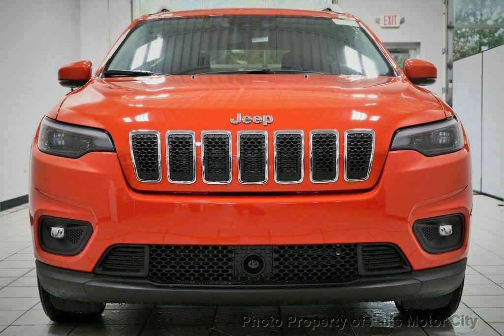 2021 Jeep Cherokee FWD
