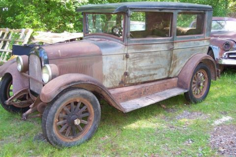 1927 Jeep Willys Whippet for sale