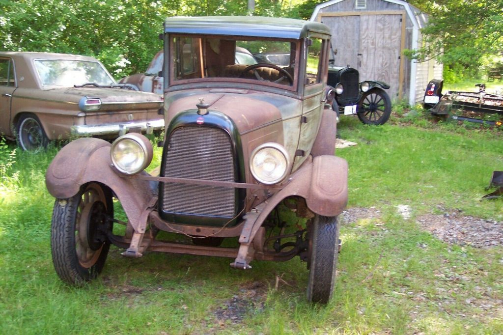 1927 Jeep Willys Whippet