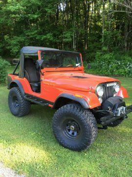 1973 Jeep CJ for sale