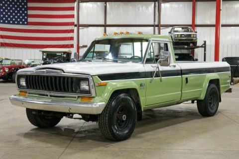 1986 Jeep J10 for sale