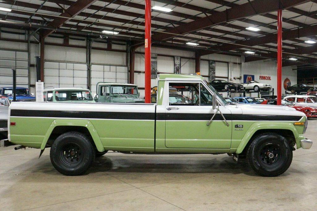 1986 Jeep J10