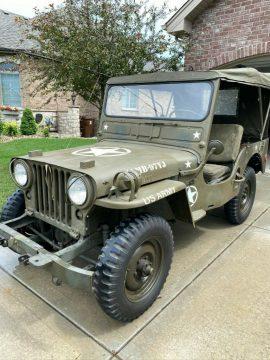 1953 Jeep Willys CJ3A for sale