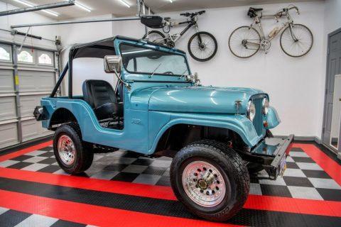 1968 Jeep CJ for sale