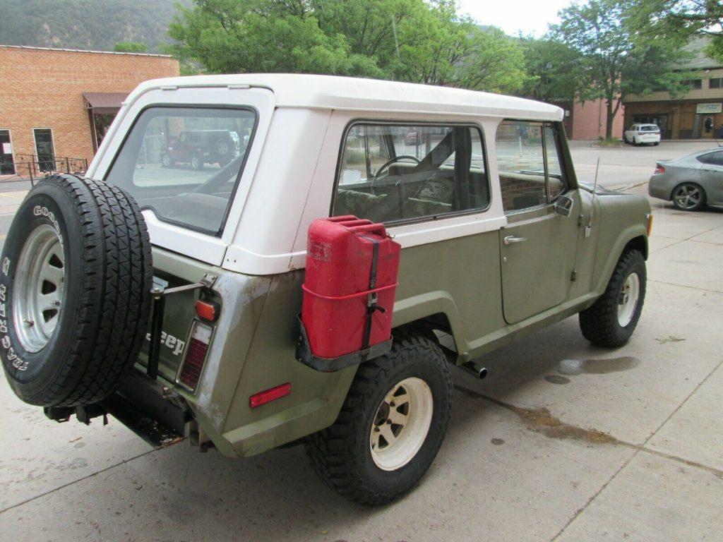 1972 Jeep Commando