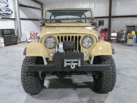 1976 Jeep CJ for sale