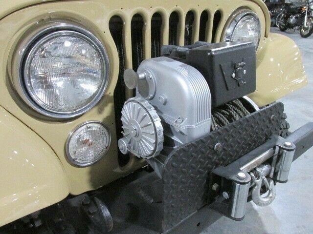 1976 Jeep CJ