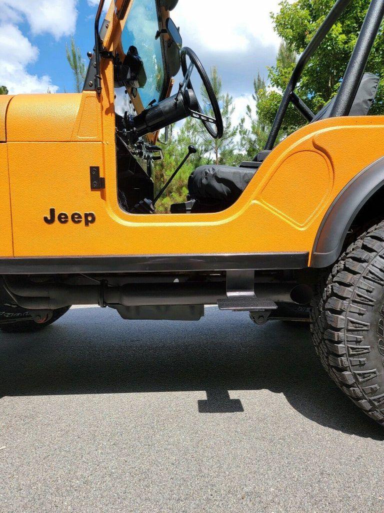 1979 Jeep CJ 5 base