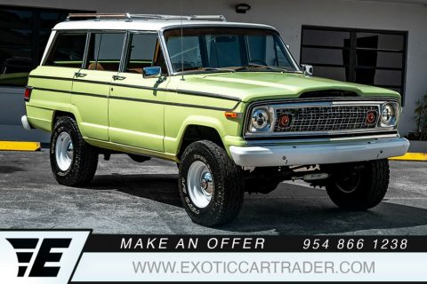 1979 Jeep Wagoneer LS Swap for sale