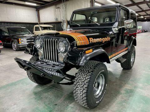 1980 Jeep CJ 4×4 for sale
