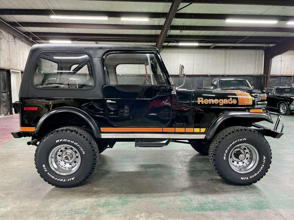 1980 Jeep CJ 4×4