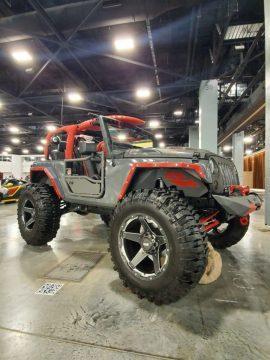 2013 Jeep Wrangler Beach EDITION for sale