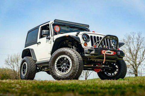 2013 Jeep Wrangler LS3 V8 for sale