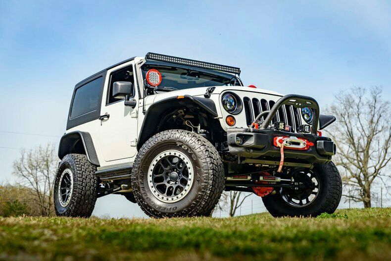 2013 Jeep Wrangler LS3 V8