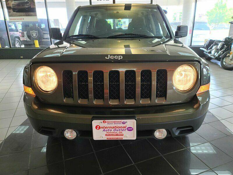 2015 Jeep Patriot Latitude 4DR