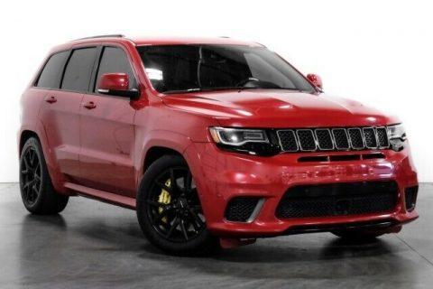 "2018 Jeep Grand Cherokee Trackhawk 797whp Panoramicsunroof 20"" Wheels for sale"