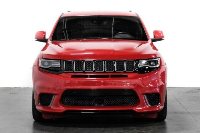 "2018 Jeep Grand Cherokee Trackhawk 797whp Panoramicsunroof 20"" Wheels"