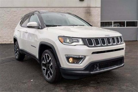 2021 Jeep Compass Limited for sale