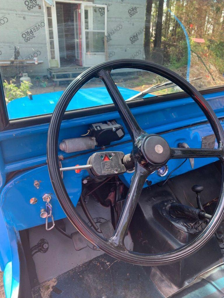 1946 Jeep Willys  CJ2A