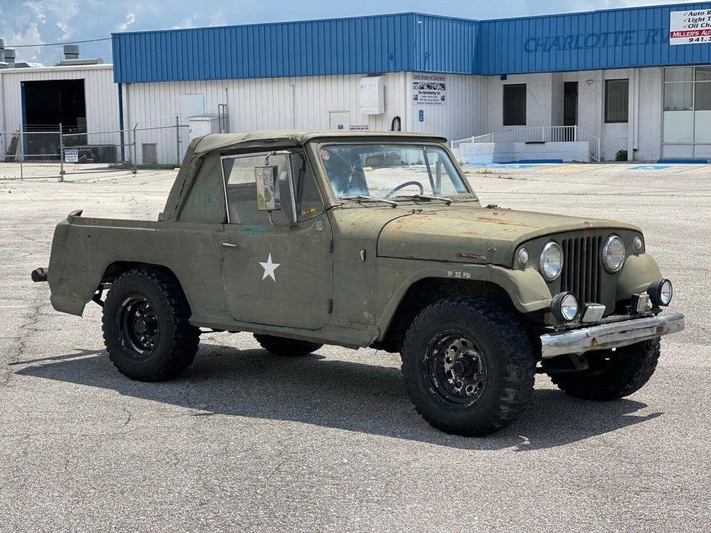 1967 Jeep Commando