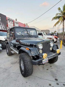 1981 Jeep CJ7 for sale