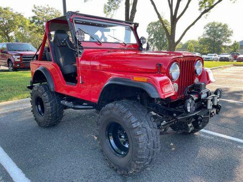 1982 Jeep Jeep CJ5 for sale