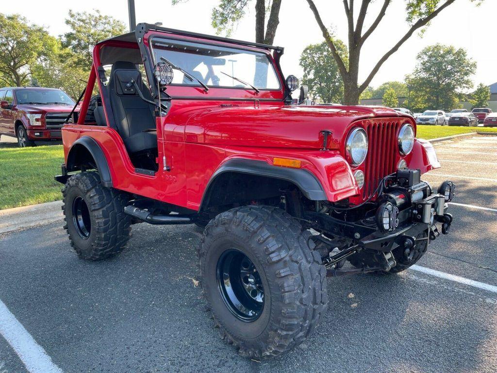 1982 Jeep Jeep CJ5
