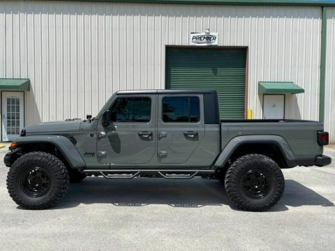 2021 Jeep Gladiator Lifted Gladiator Sport S 3.0 ECO Diesel for sale