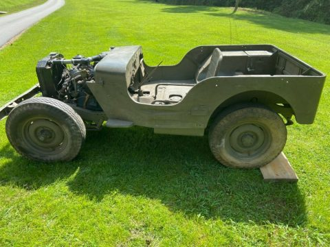 1942 Ford GPW Jeep for sale