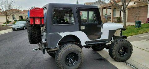 1972 Jeep CJ for sale