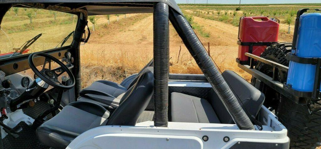 1972 Jeep CJ