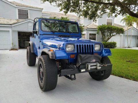 1993 Jeep Wrangler / Yj S for sale